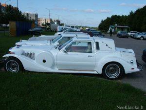 Klasikinių automobilių nuoma